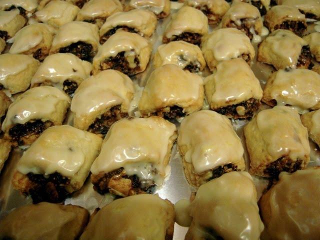 Cuccidati Italian Fig Cookies La Cucina Grandinetti